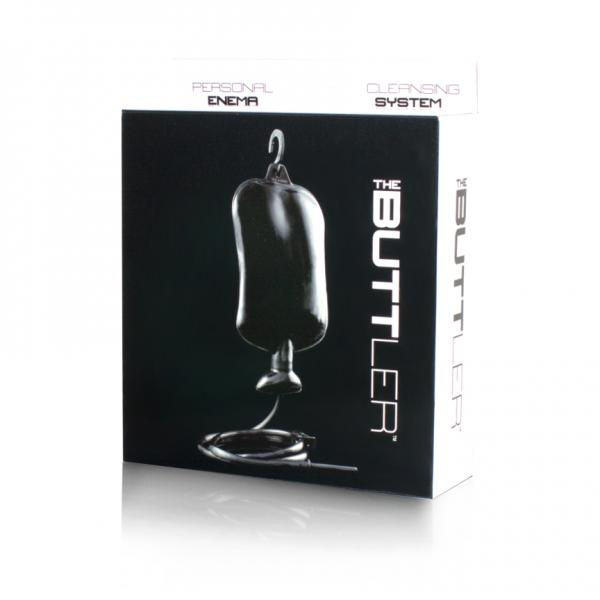 Buttler Enema Bag Cleansing Enema System