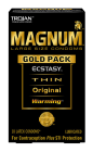 Trojan Magnum Gold Collection 10 Pack Sex Toy Product