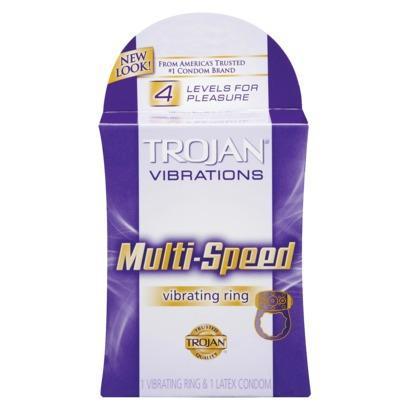 vibrator Trojan magnum