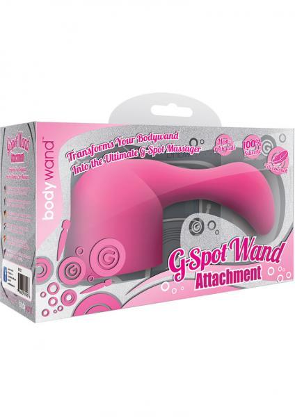 Bodywand Original G-Spot Attachment Pink