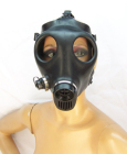 Rubber Gas Mask Sex Toy Product