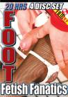 20hr Foot Fetish Fanatics {4 Disc} Sex Toy Product