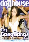 4 On 1 Gang Bangs 09 Sex Toy Product
