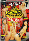Caution Your Azz 01 Sex Toy Product