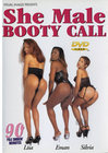 Shemale Booty Call Sex Toy Product