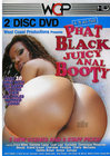 Phat Black Juicy Anal Booty Sex Toy Product