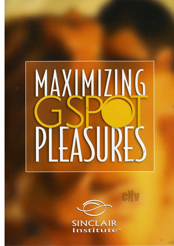 Maximizing G Spot Pleasures Sex Toy Product