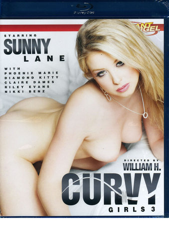 Blu-Ray Curvy Girls 03 Sex Toy Product