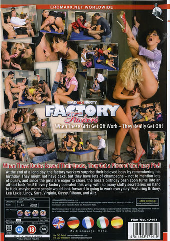 Mad Sex Party Factory 121