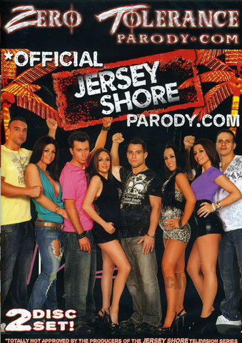 Official Jersey Shore Parody Sex Toy Product