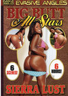 Big Butt All Stars Sierra Lust Sex Toy Product