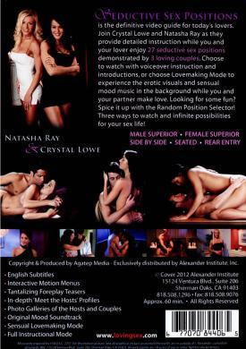 Seductive sex positions dvd