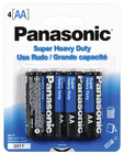 Panasonic Battery AA - 4 pack Sex Toy Product