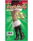 Fur boot cuffs - instantly adds some holiday style to any boot Sex Toy Product