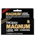 Trojan magnum (12 pack) Sex Toy Product