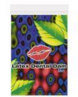 Latex dental dam, mint Sex Toy Product