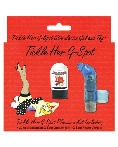 Tickle Her G Spot Kit Sex Toy Product
