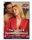 Dvd, g-spot and female ejaculation Sex Toy Product