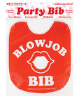 Blow job party bib Sex Toy Product