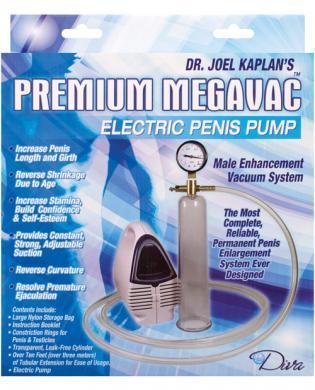 Dr. joel kaplan electric male enlargement pump system