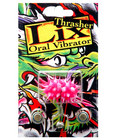 Lix-thrasher oral vibrator tongue ring Sex Toy Product
