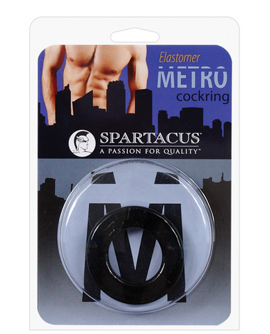 Elastomer Metro C Ring - Black