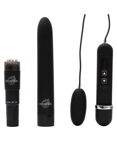 Black Magic Pleasure Kit Velvet Touch Waterproof