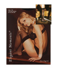 Sheer thigh high black o/s Sex Toy Product