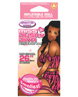 Miss dusky diva blow up mini doll Sex Toy Product