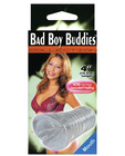 Bad boy buddies - clear mouth Sex Toy Product