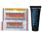 Yohimbe erection cream - .5 oz Sex Toy Product