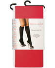 Opaque knee highs red o/s Sex Toy Product