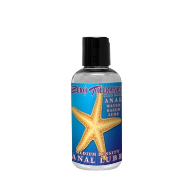 Anal lube for under water