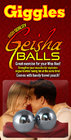 Geisha Balls - Silver Ben Wa Style for Kegal Exercise Sex Toy Product