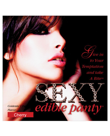 Edible Undies for Women - Cherry