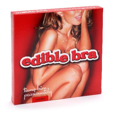 Edible Bra-Cherry