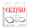 Fetish Fantasy Series Official Handcuffs Sex Toy Product Image 2