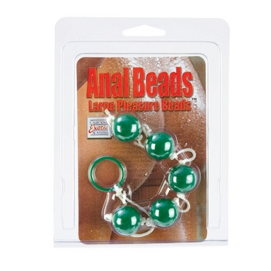 Anal Beads -Large -Asst. Colors Sex Toy Product
