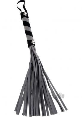 First Time Fetish Flogger Gray