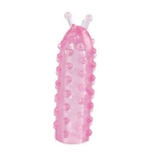 Intimate Play Senso Teaser Finger Sleeve Pink Sex Toy Product