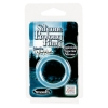Dr. Joel Kaplan Silicone Cock Ring Clear Sex Toy Product Image 3