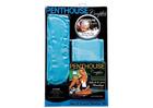 Penthouse Couples Satin & Scented Bondage Kit, Blue Sex Toy Product