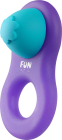 8ight in Violet and Turquoise Sex Toy Product