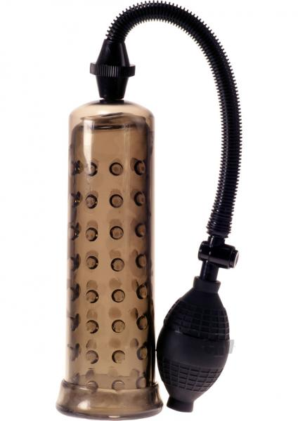 Pumped Up Smoke Penis Pump Linx Black Sex Toy Product