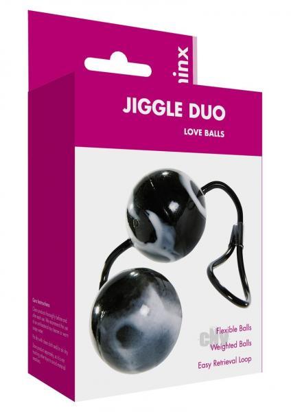 Minx Duo Love Balls Black