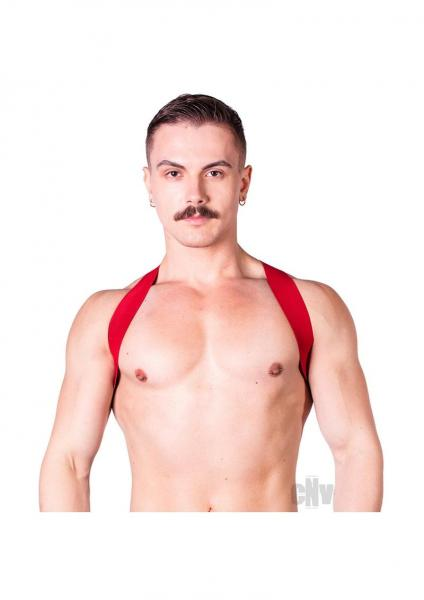 Prowler Red Sports Harness Lite Red L/xl