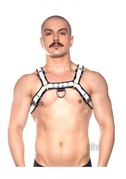 Prowler Red Bull Harness Blk/wht Lg