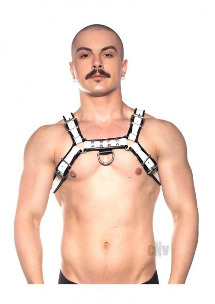 Prowler Red Bull Harness Blk/wht Xxlg