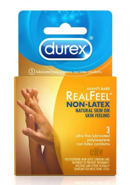 Durex Avanti Real Feel 3pk