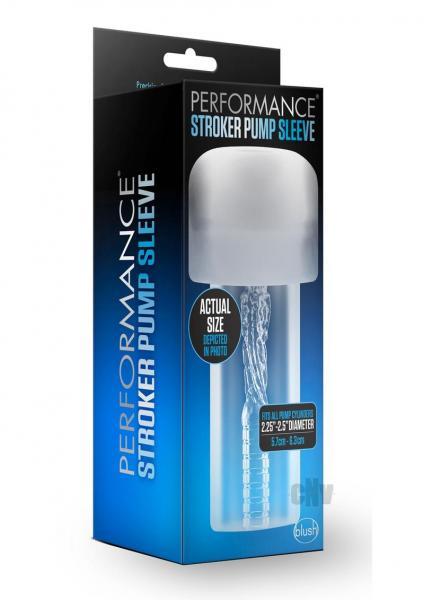 Performance Stroker Pump Sleeve Clr